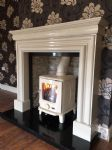STOVE FIREPLACE ARDBOE